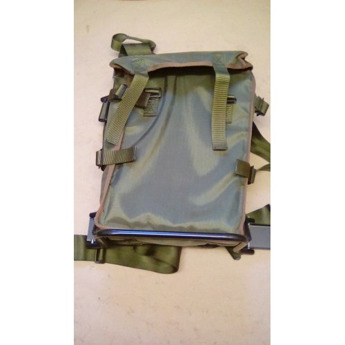 RACAL SYNCAL BACKPACK ASSY C/W FRAME AND HARNESS